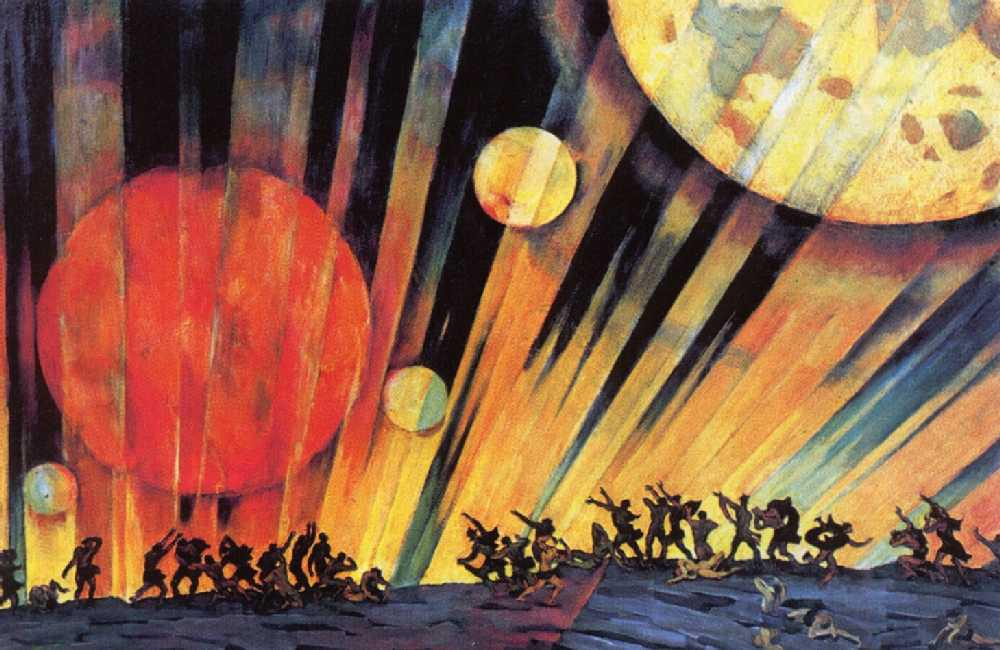 1921-Yon-It's a new planet-Юон-Новая планета