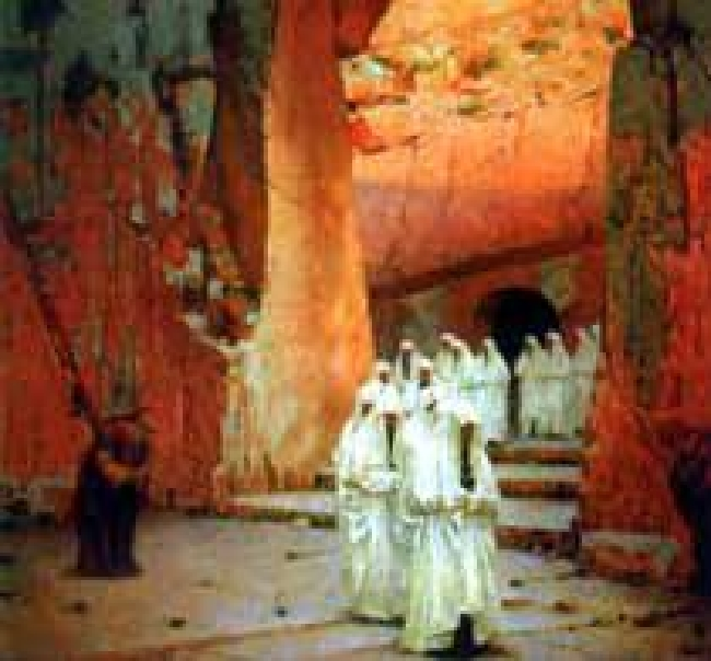1884-Vereshchagin-Grobnista- Царская гробница в Иерусалиме