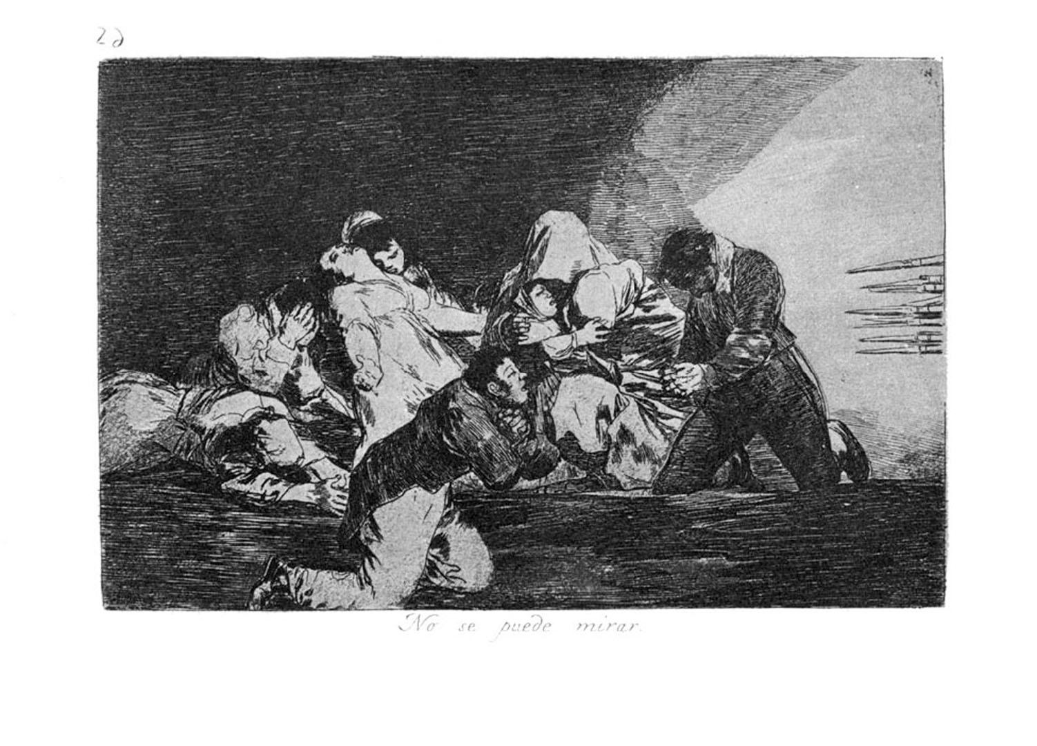 Goya-one-cannot-look-from-the-disasters-of-war-Гойя-Расстрел 2-ДЕЗАСТРОС