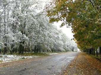Ноябрь в России