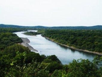 Уссури-реки Дальнего Востока