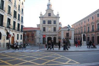 Прогулки по Испании-Мадрид