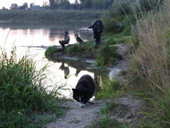 На рыбалке в Подмосковье-это моя Россия